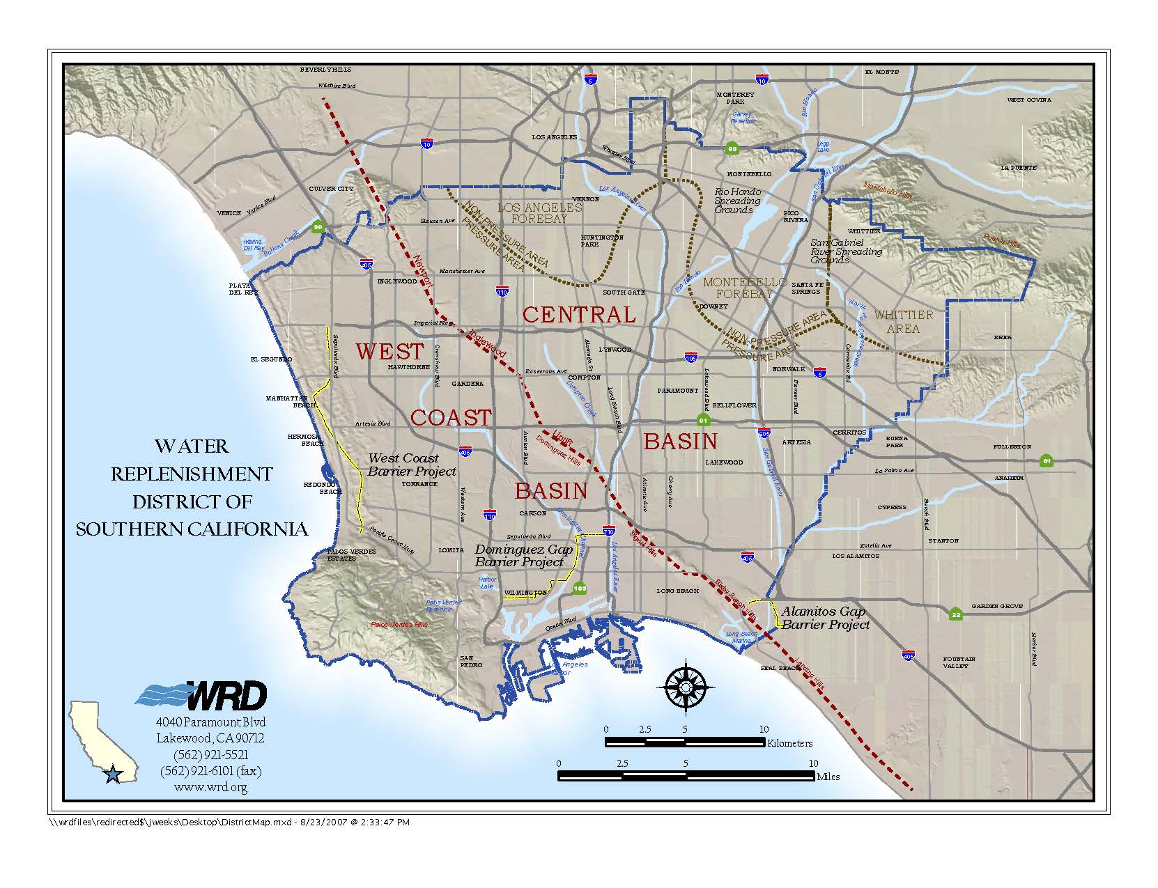 California's groundwater ~ MAVEN'S NOTEBOOK | Water news on
