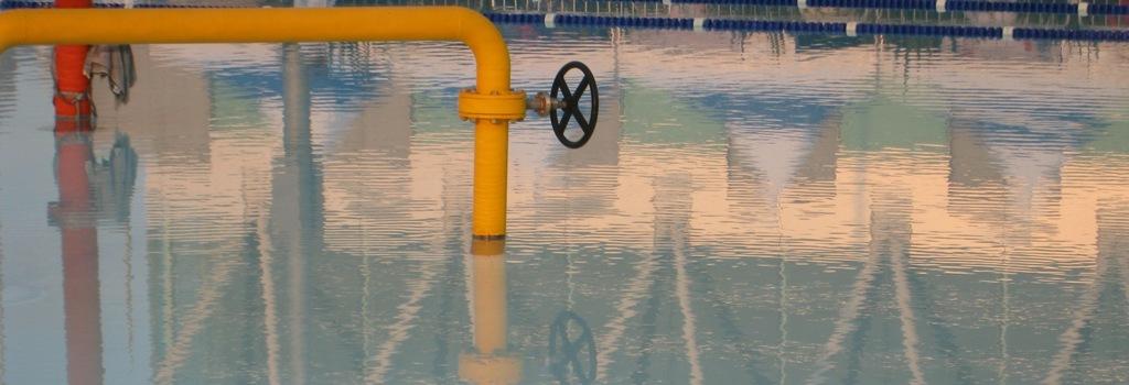 Pipes in the pool #4 LA Swim Stadium