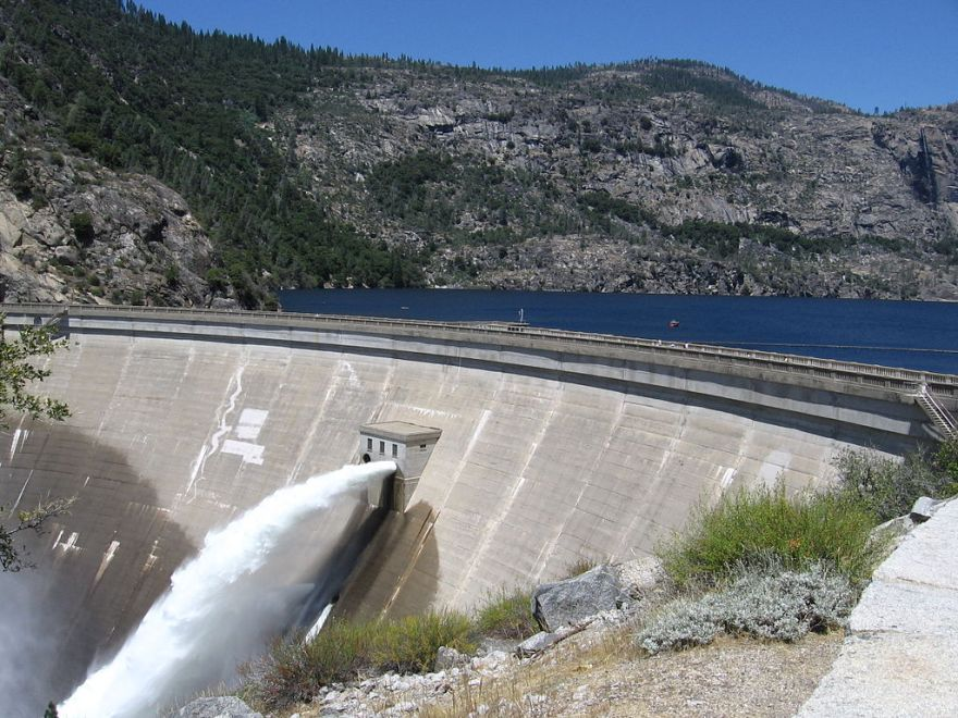 Hetch Hetchy Water And Power System Maven S Notebook