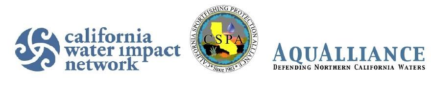 CWIN CSPA AquAlliance Logos
