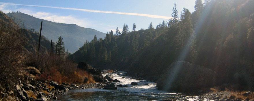 Truckee River at Farad #2 Nov 2008