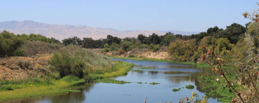 San Joaquin River Sliderbox