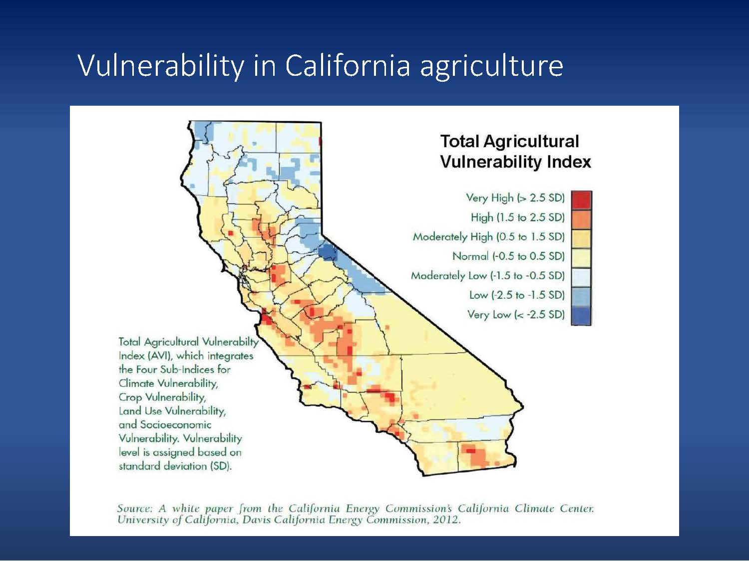 Drought, climate change, and California water management ~ MAVEN'S on