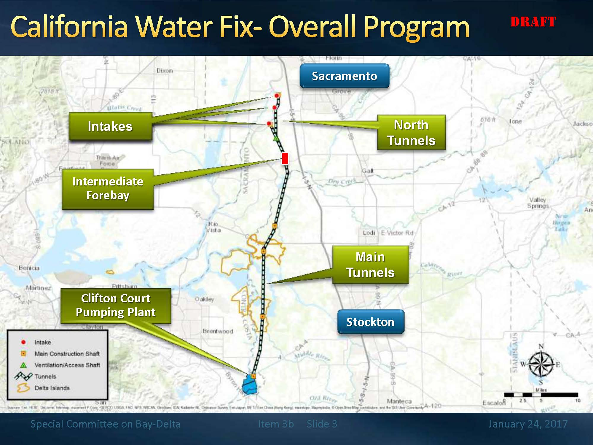 Metropolitan special committee on the bay delta project the infrastructure for the california water fix stretches about 38 miles from the intakes on the sacramento river to clifton court geenschuldenfo Image collections