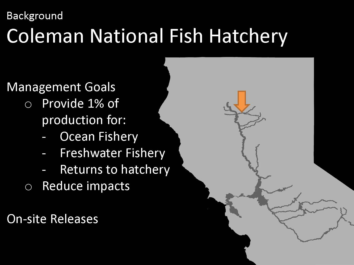BAY DELTA SCIENCE CONFERENCE: Harvest, Hatchery Returns, and