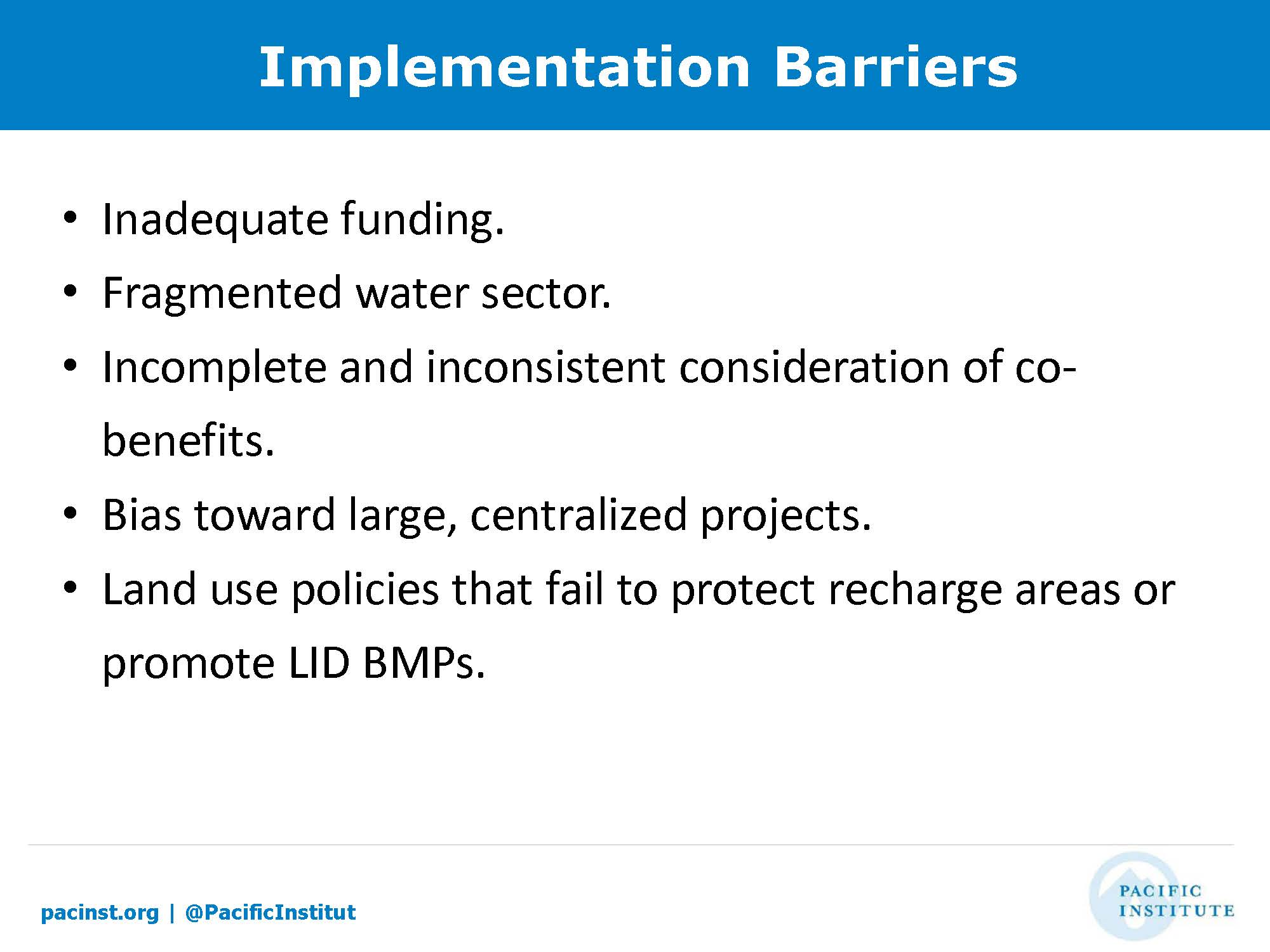 CA WATER COMMISSION: Stormwater Capture and Aquifer Recharge