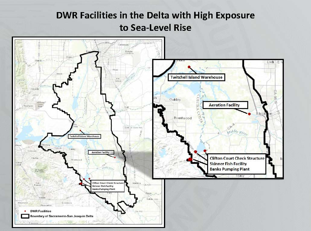 CA WATER COMMISSION: DWR's Climate Change Vulnerability ... on california relief map project, california aqueduct, feather river canyon map, lake perris map, california state symbols art project, westlands water district map, california sea level rise, california valley yosemite national park, state water system map, california state road map, san diego county water districts map, silverwood lake map, california state university system map, california central valley project, california state parks map,