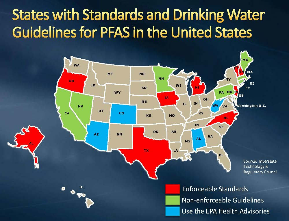 PFAS EXPLAINED: The growing crisis of 'forever chemicals' ~ MAVEN'S
