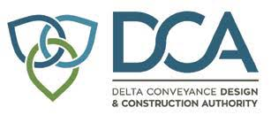 Delta Conveyance Design and Construction Authority logo